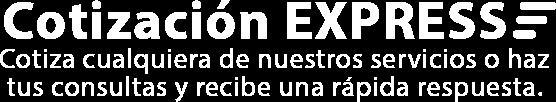 Cotización Express. Funeraria La Sagrada Familia